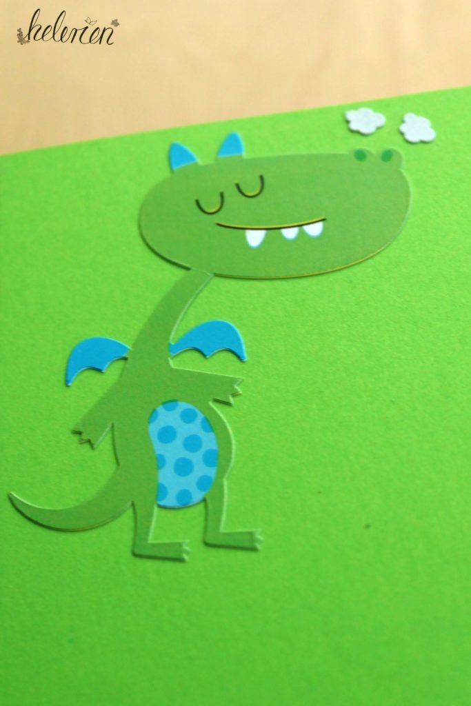 Drachen Sticker