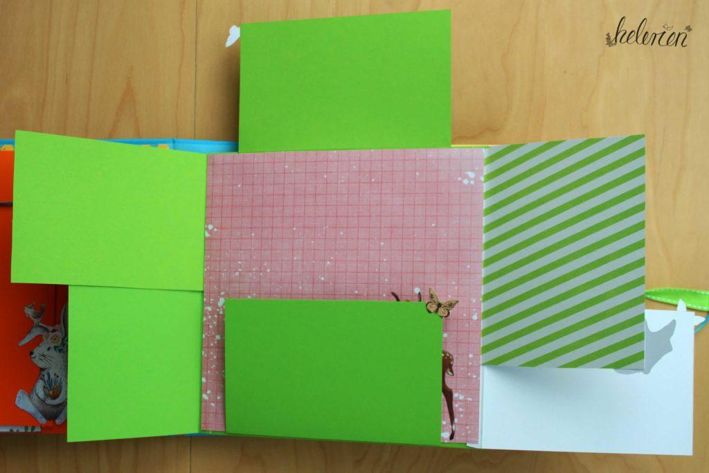 Scrapbook Seite 2