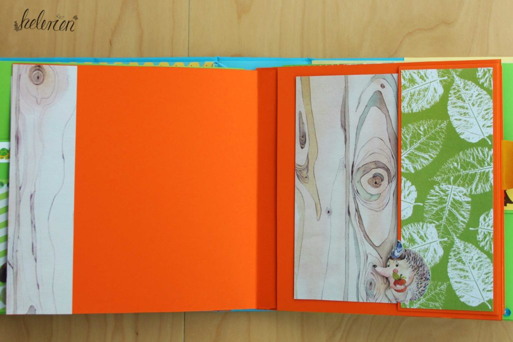 Scrapbook Seite 3