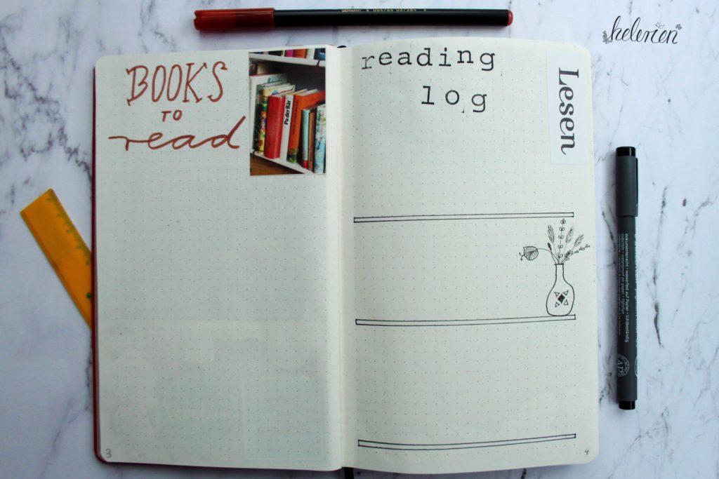 Bücherlisten
