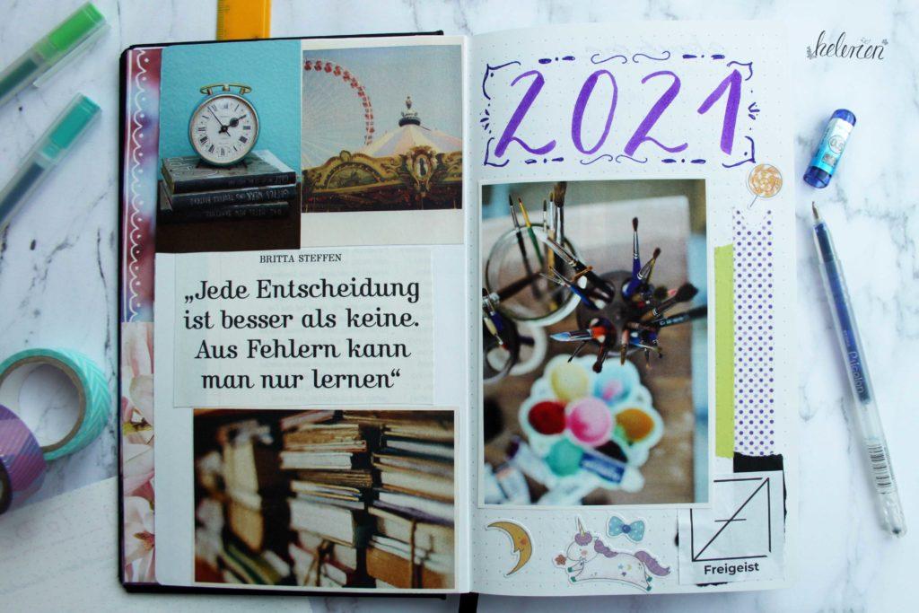 kalender vorn bunt Deckblatt 2021